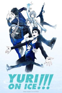 genre yaoi - affiche Yuri On Ice!!!