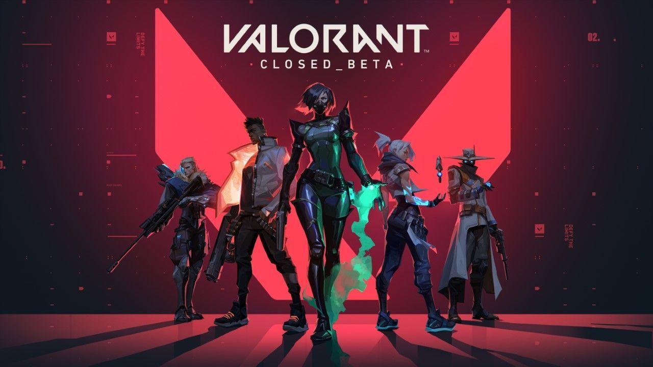 Closed Beta VALORANT