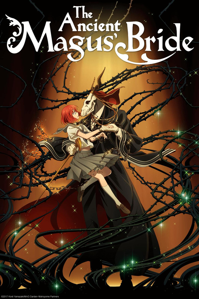 the ancient magus bride affiche