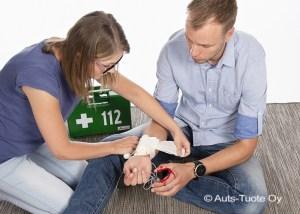 Hätäensiapukoulutus