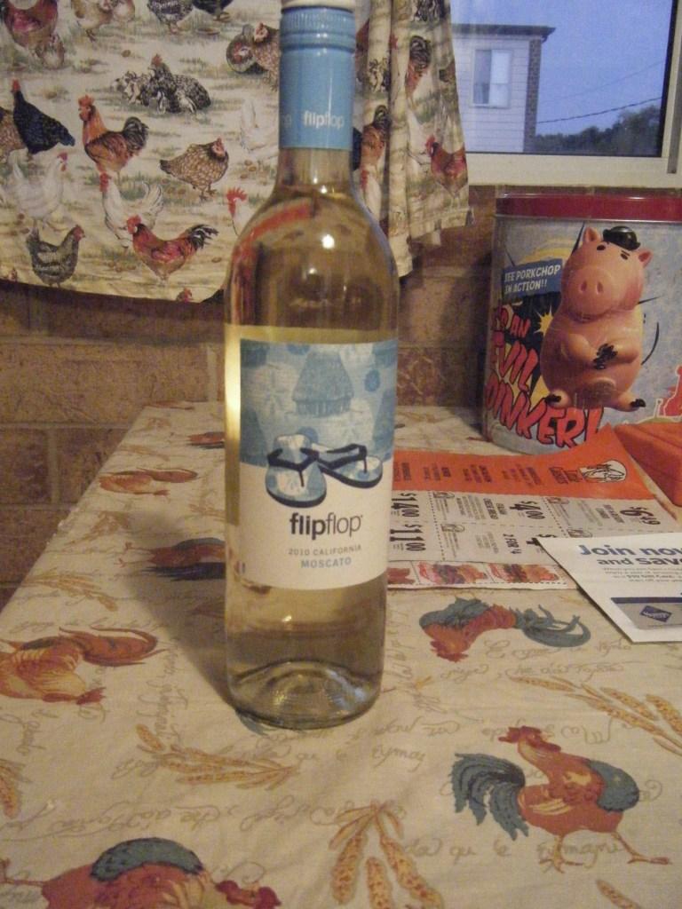 Flipflop Wines: Moscato