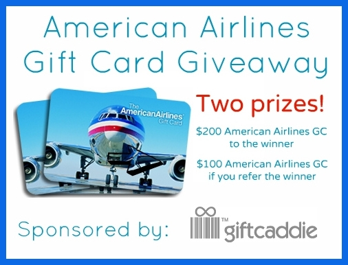 American Airlines Giveaway
