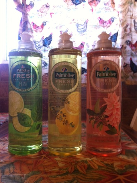 Palmolive Fresh Infusions Influenster Box