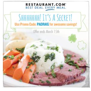 Restaurant.com Deal