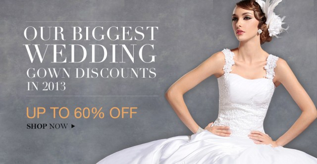 Wedding Dresses: Big Decision, but doesn't have to cost Big bucks!