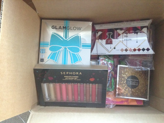 Review/Feature: Sephora- lots of limited edition holiday items!