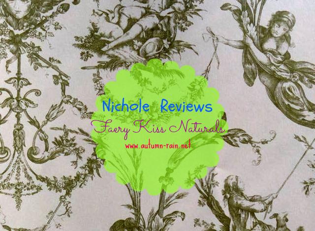 Review: Faery Kiss Naturals Soaps & More