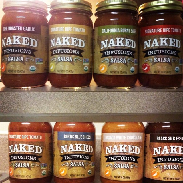 Holiday Gift Guide 2015 Review:Naked Infusions Salsa #sponsored #review #ad #nakedinfusions