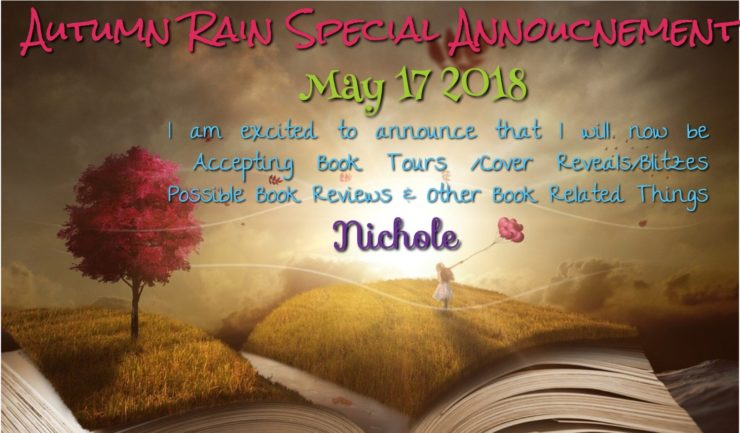 Combining the Two loves- Reading & Blogging a Special Announcement!