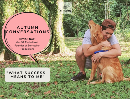 """Autumn Conversations: """"What Success Means to Me"""" by Divian Nair"""