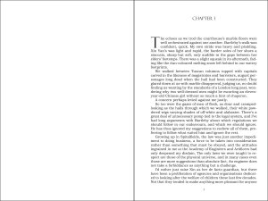Ghosts Of Shaolin: Chapter Page