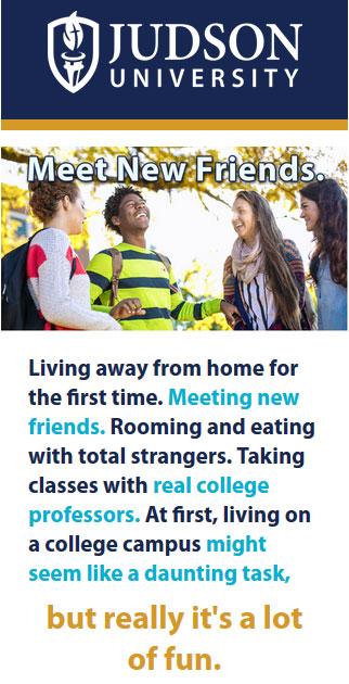 Judson University Campus Life