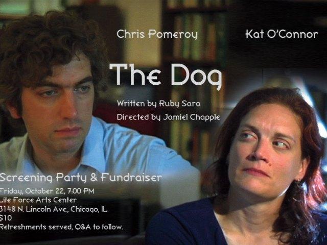 The Dog: Postcard Design