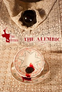 The Alembic: Social Card (Astraea) [photography and design]