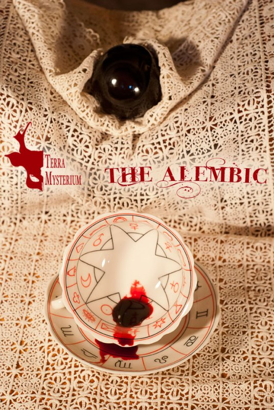 The Alembic: Social Card (Astraea)