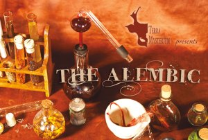 The Alembic: Postcard [photography and design]
