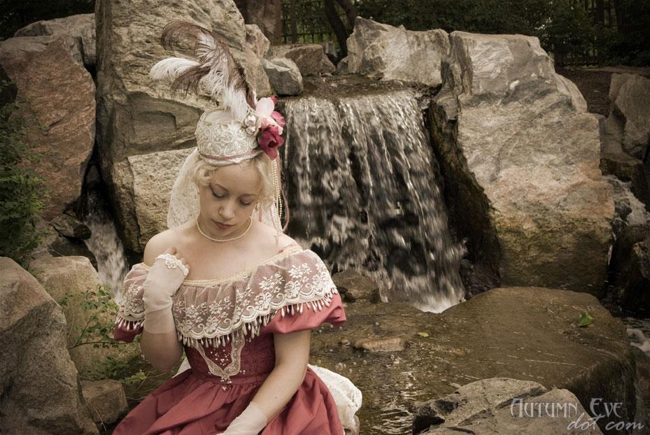 Victorian Portraits: Sophia, #401