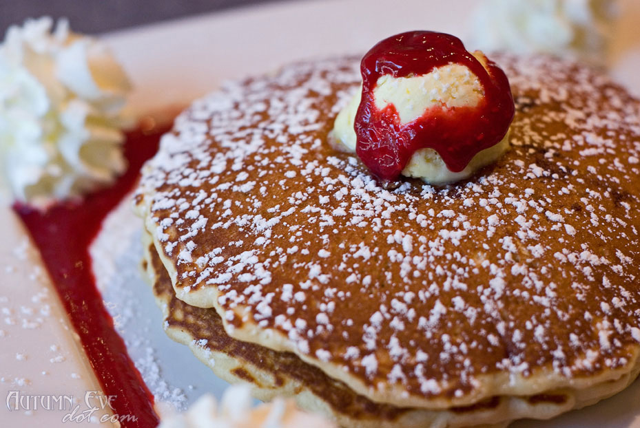 Over Easy Café: Emily's Dream Pancakes