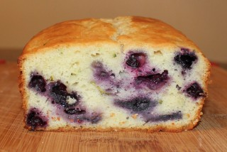 Blueberry Zucchini Bread Recipe