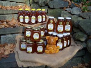 Autumn Harvest Honey 904