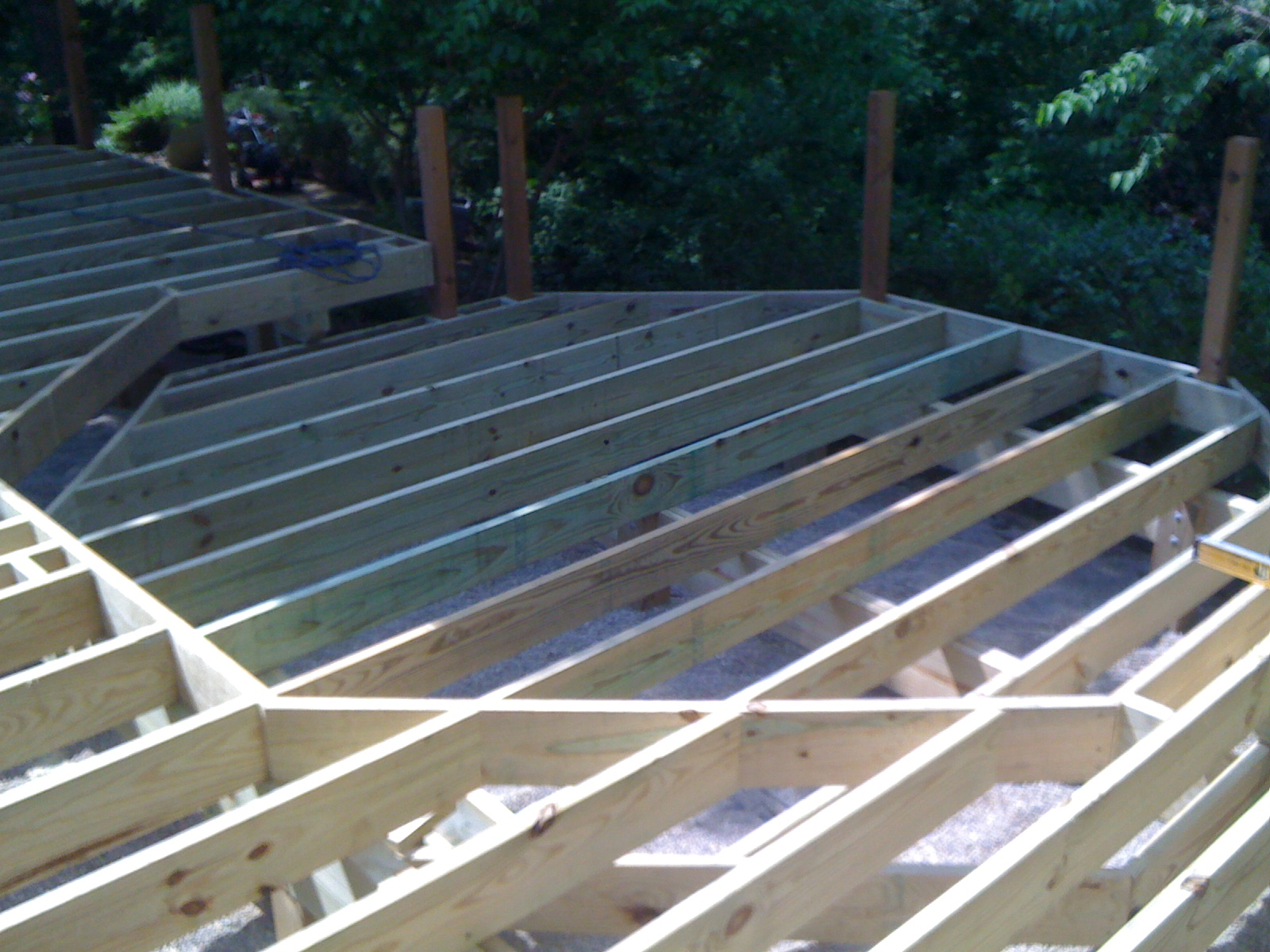 Franklin MI Cedar Deck Autumnwoodconstructions Blog