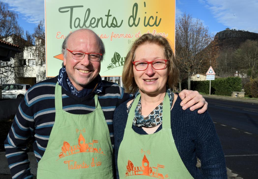 Jacques et Catherine Ducatillon