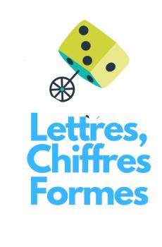 Chiffres, lettres et formes