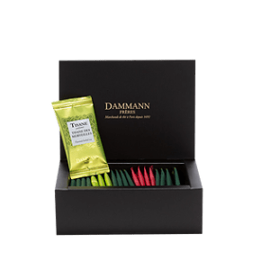 Coffret assortiments infusions