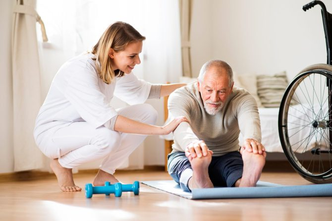 What to Know about Home Physical Therapy