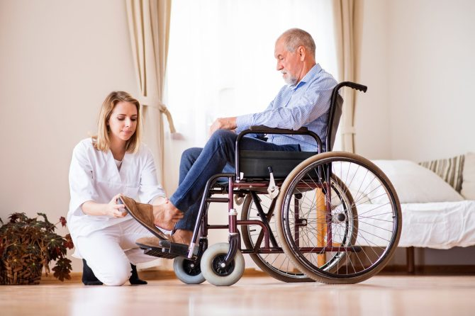 Different Home Health Care Services