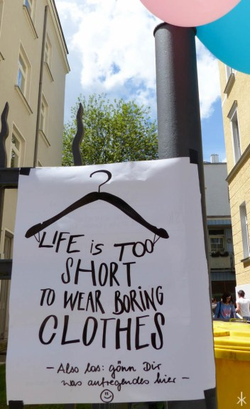 Life ist too short …
