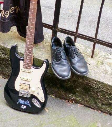 Gitarre & Schuhe
