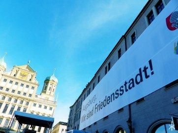 Starkes Statement von Augsburg
