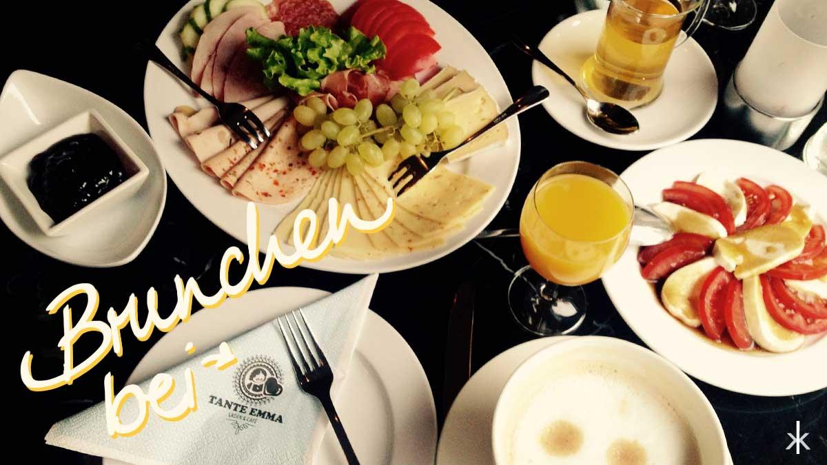 Brunchen im Tante Emma Café in Augsburg