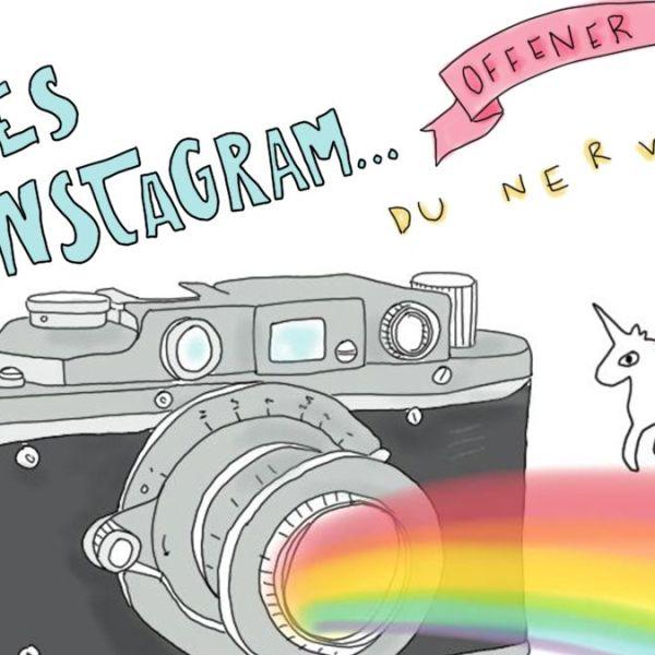 Der liebe Algorithmus von Instagram treibt Bloggerin Auxkvisit in den Wahnsinn