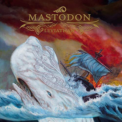 Aux Portes Du Metal : Chronique d'album metal Mastodon Leviathan (Metal pas banal) - Album Review