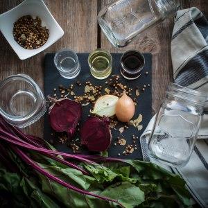 Marinades et vinaigrettes