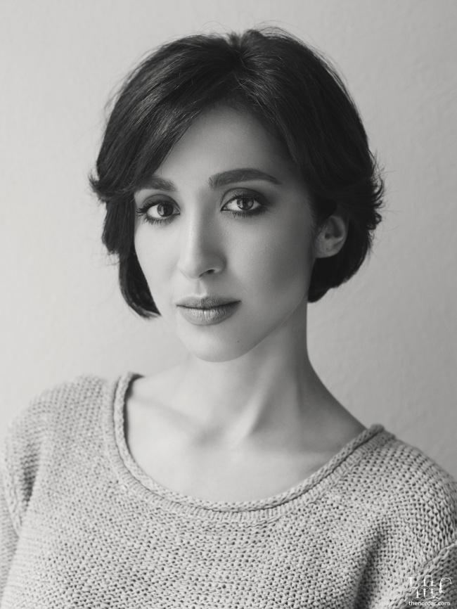 Ukrainian, Greek, Polish girl