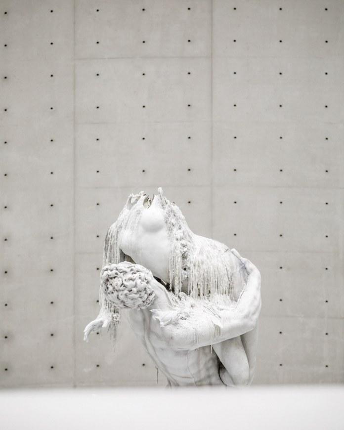 Melting Sculptures