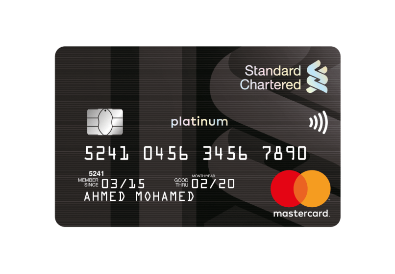 how to pay standard chartered credit card hk