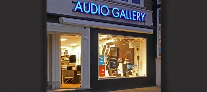 Audio Gallery Service Rotterdam Openingstijden