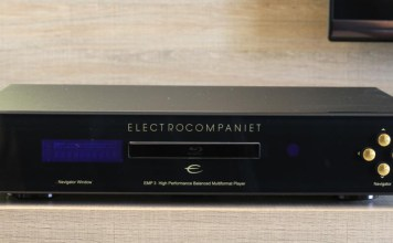 Electrocompaniet EMP 3 review
