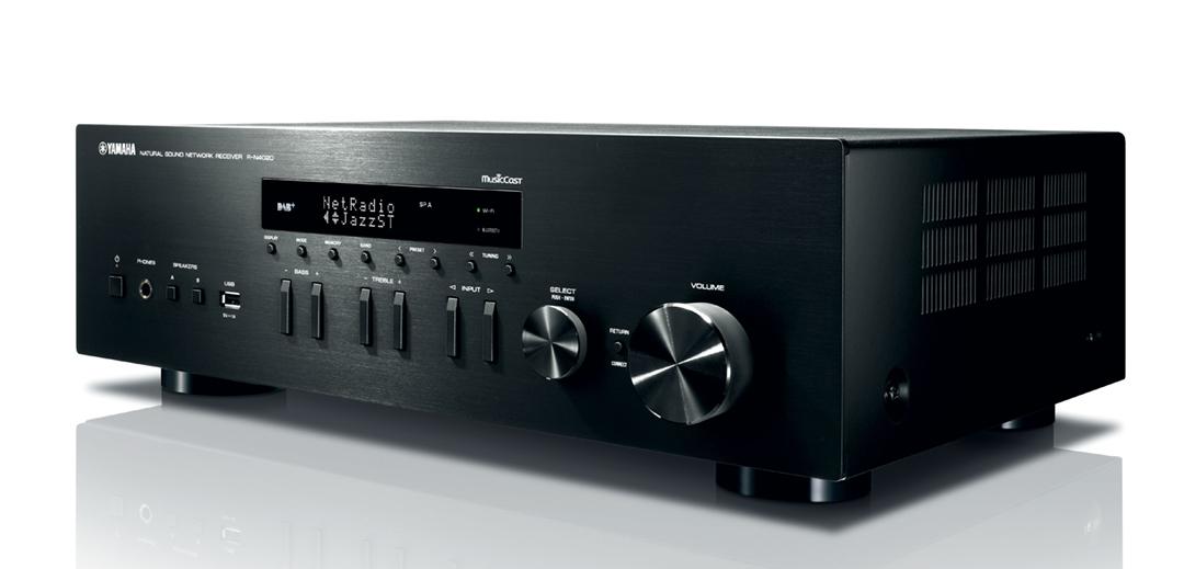 yamaha musiccast 2 0 r n402d netwerk receiver. Black Bedroom Furniture Sets. Home Design Ideas
