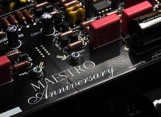 Audio Analogue Maestro Anniversary