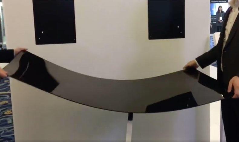 [Video] Zó flexibel is de LG Wallpaper tv | audiovideo2day