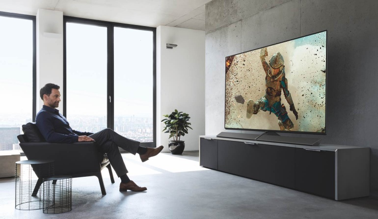 panasonic tv's 2017
