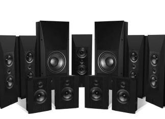 Elipson Infinite speakers