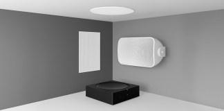 Sonos Architectural door Sonance