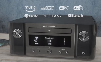 review marantz melody x