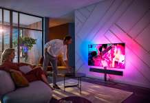 Phillips OLED+ 984 TV